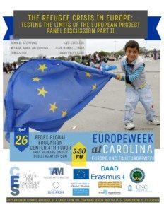 Refugee Roundtable flyer.
