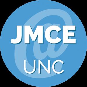 Decorative image with text JMCE @ UNC.