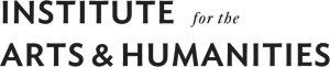Institute for the Arts & Humanities logo.